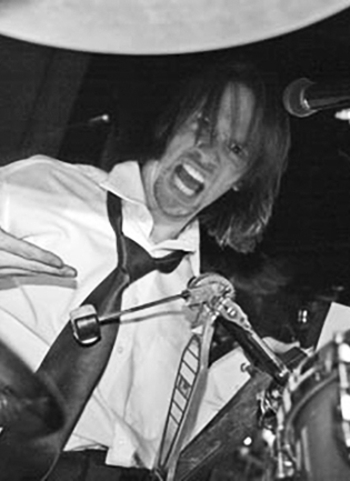 Felix Krafft(Schlagzeug)